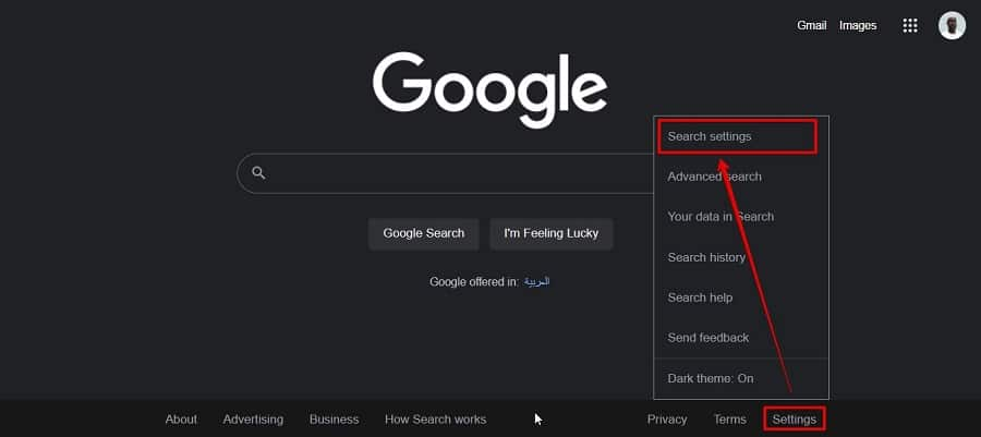 How to stop Google from showing personalized search results -1