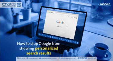 How to stop Google from showing personalized search results
