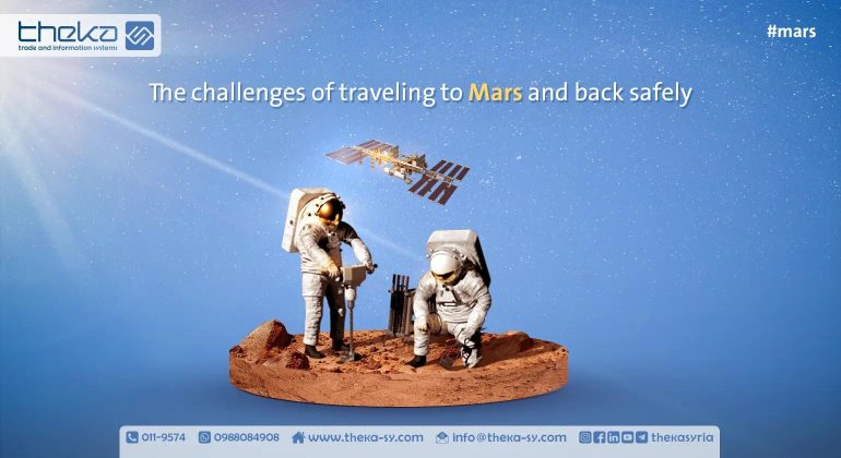 The challenges of going to Mars and back safely