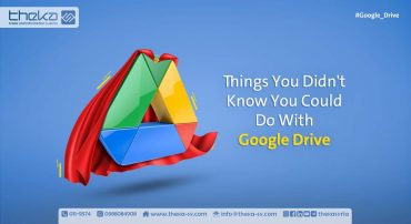 five things you didn't know Google Drive could do